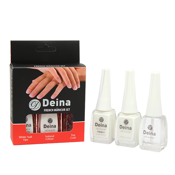 FRENCH MANICURE SETS